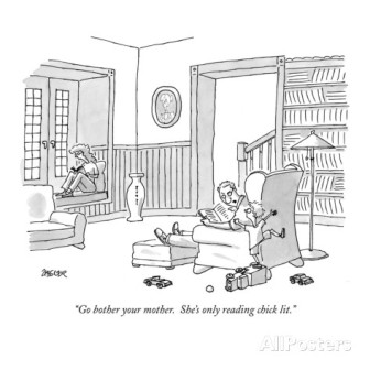 jack-ziegler-go-bother-your-mother-she-s-only-reading-chick-lit-new-yorker-cartoon